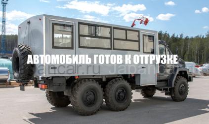 Автобус Автобус вахтовый Урал NEXT 32551-50 2018 года в Новосибирске