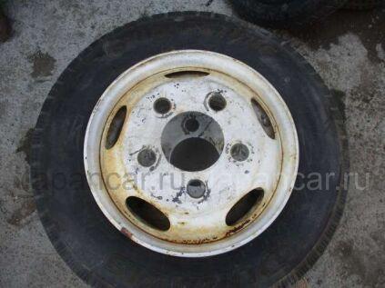 Летниe шины Bridgestone 195/70 175 дюймов б/у во Владивостоке