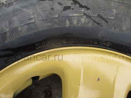 Летниe шины Bridgestone 102s 225/70 16 дюймов новые во Владивостоке