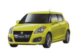 Suzuki Swift Sport 2015 г.
