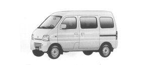 Suzuki Every JOIN 2000 г.