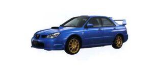 Subaru Impreza Sedan WRX STI specC 2006 г.