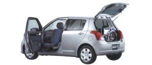 Suzuki Swift Passenger Swivel Seat Car 2006 г.