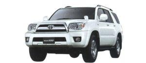 Toyota Hilux Surf 4WD V6 4000 SSR-G 2006 г.