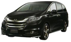 Honda Odyssey Absolute (8Seater/FF) 2014 г.