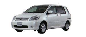 """Toyota Raum """"""""""""G Package"""""""""""" 2008 г."""