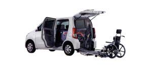 Mazda AZ-Wagon i Slope Type For Wheelchair Users Vehicle 2009 г.
