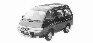 Toyota Townace 4WD 1993 г.