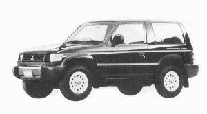 Mitsubishi Pajero METAL TOP XL VAN 1992 г.