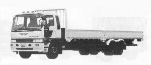 Hino Ranger CRUISING GK 8.5T 1990 г.