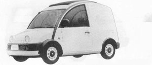 Nissan S-Cargo CAMPUS TOP 1500 AT 1990 г.