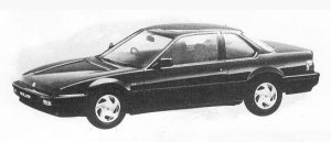 Honda Prelude 2.0XX (4WS) 1990 г.