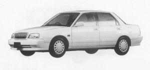 Daihatsu Applause SL 1999 г.