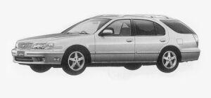 Nissan Cefiro Wagon 25 CRUISING SPORTY PACKAGE 1999 г.