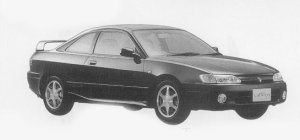 Toyota Corolla Levin 1.6 BZ-R 1999 г.