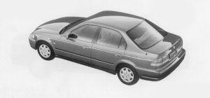 Honda Domani 16X 1999 г.