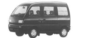Suzuki Every JOY POP LIMITED 1995 г.