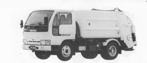 Nissan Atlas 2.0T GARBAGE TRUCK 1991 г.