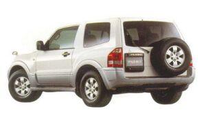 Mitsubishi Pajero SHORT ZR 2005 г.