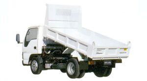 Nissan Atlas 20 Full Super Low Reinforced Dump 2005 г.