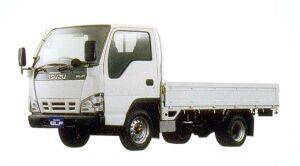 Isuzu Elf Flat Low, Standard Body 2005 г.