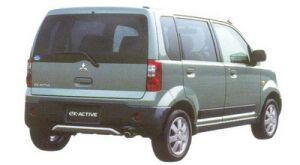 Mitsubishi EK Active VT 2005 г.