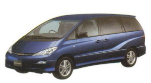"""Toyota Estima T G """"Leather Selection"""" 3.0 L 7-seaters 2WD 2005 г."""
