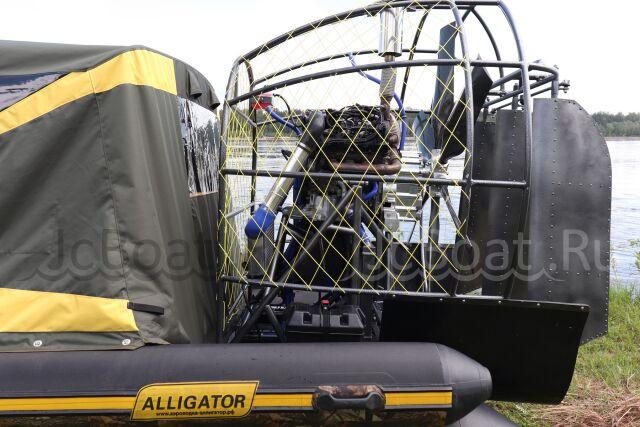 аэролодка ALLIGATOR RAPTOR 2020 года