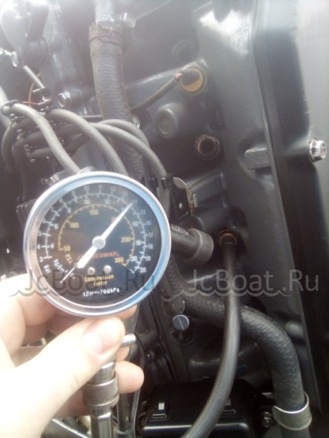 мотор подвесной HONDA (H123) 90 2006 года